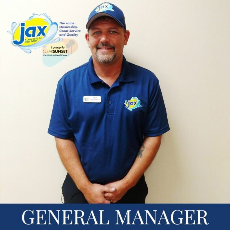 General Manager - Jax Kar Wash