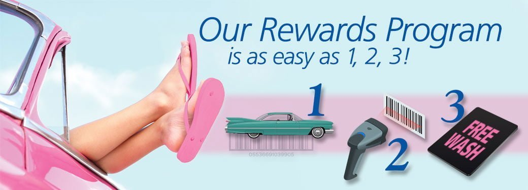Rewards - Jax Kar Wash FL